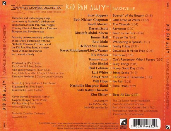 Kid Pan Alley 806
