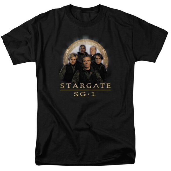 Sg1 Sg1 Team Short Sleeve Adult T-Shirt