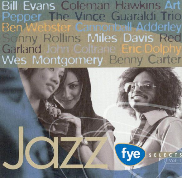 Dna Jazz 1 Sampler 2001