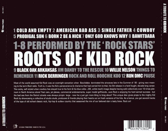 Tribute To Kid Rock 0504