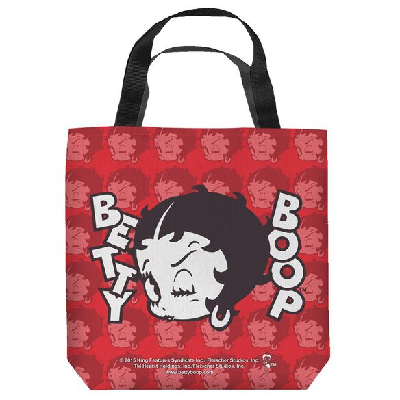 Betty Boop Forty Winks Tote