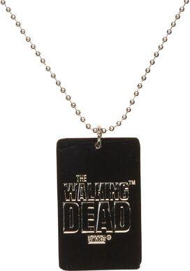 Walking Dead Horde Walkers Dog Tag
