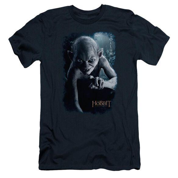 The Hobbit Gollum Poster Short Sleeve Adult T-Shirt