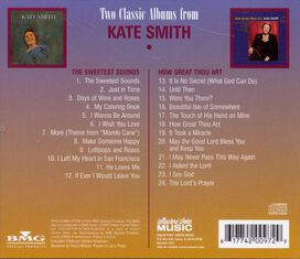 Kate Smith - Sweetest Sounds/How Great Thou Art
