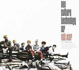 NCT 127 - NCT #127: The First Mini Album