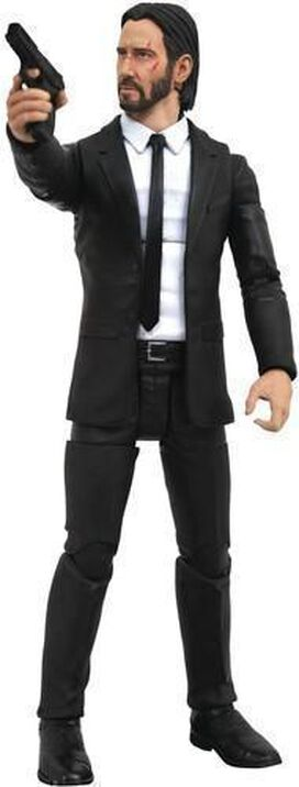 Diamond Select - John Wick Action Figure