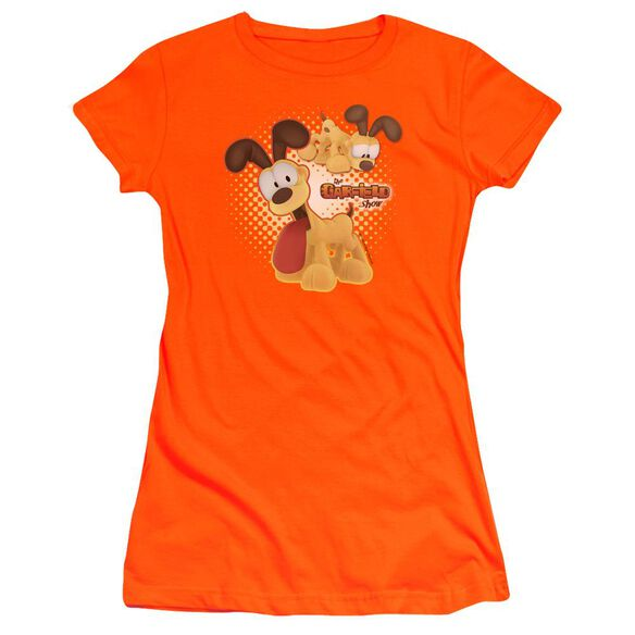 Garfield Odie Premium Bella Junior Sheer Jersey