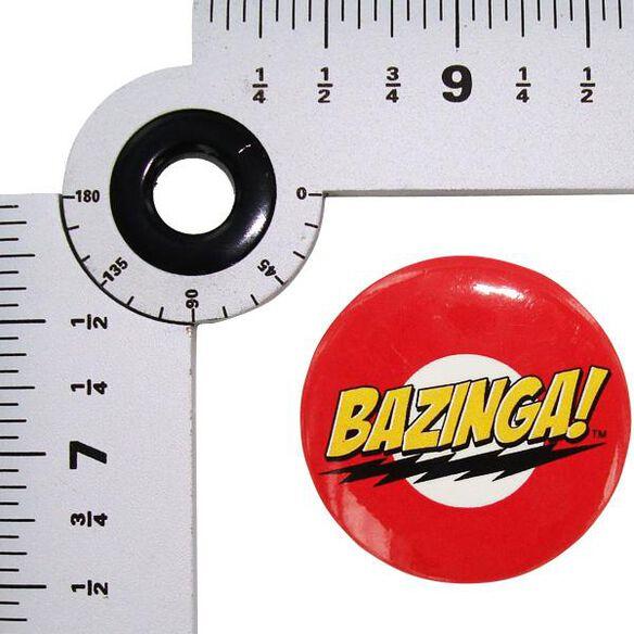 Big Bang Theory Bazinga Red Button