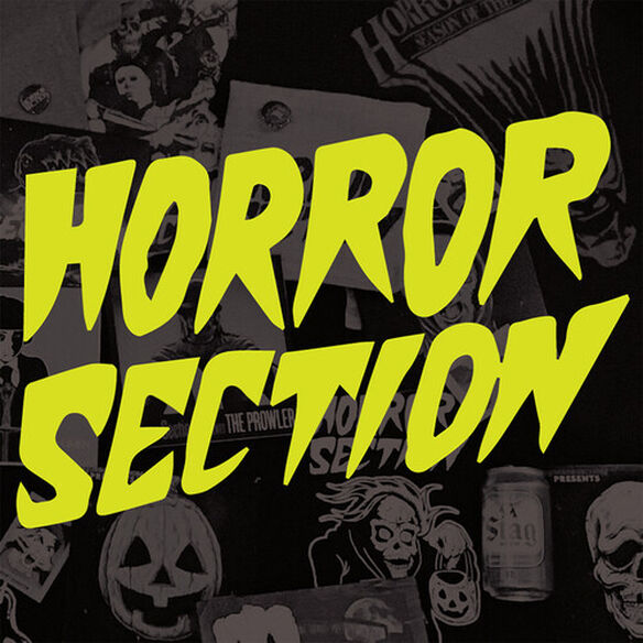 Horror Section - Collection V.1 & 2