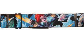 Marvel Women Shattered Seatbelt Belt