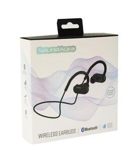 SoundAura SAEB29 Wireless Bluetooth Earbuds [Black]