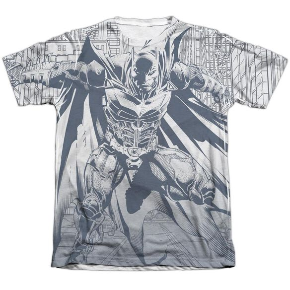 Dark Knight Rises Concept Justice Adult Poly Cotton Short Sleeve Tee T-Shirt