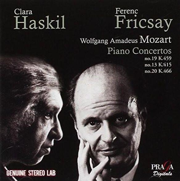 Piano Concertos Nos 13 & 19 & 20