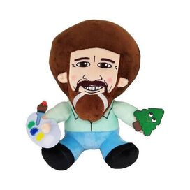 Bob Ross Phunny Plush by Kidrobot