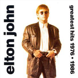 Elton John - Greatest Hits: 1976-1986