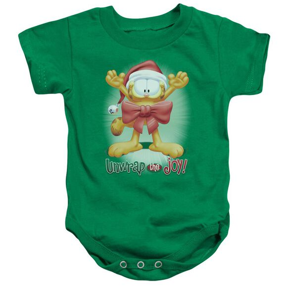 Garfield Unwrap The