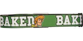 Scooby Doo Shaggy Baked Seatbelt Mesh Belt