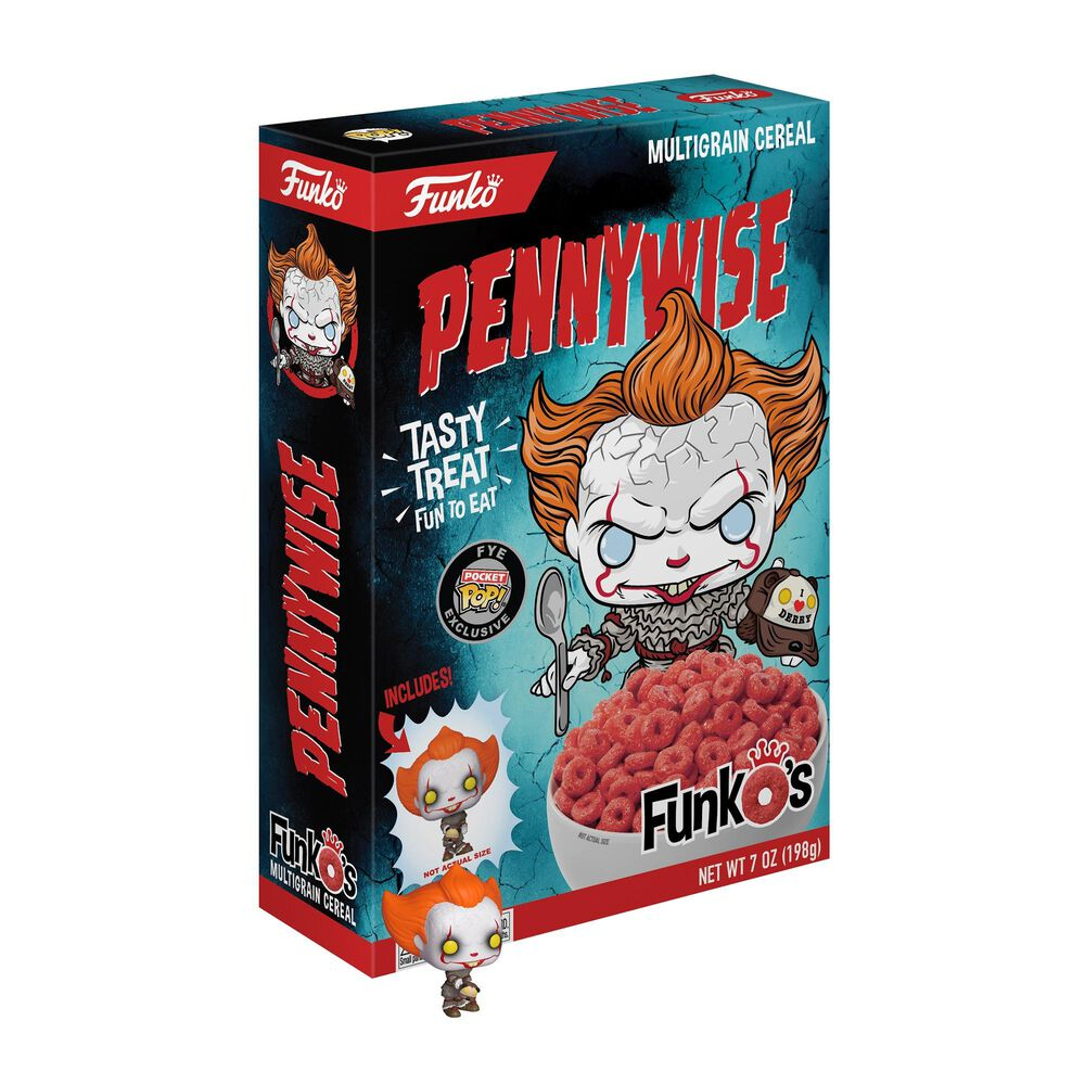 IT Pennywise FunkO's Cereal