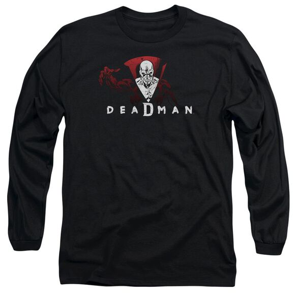 Dco Deadman Long Sleeve Adult T-Shirt