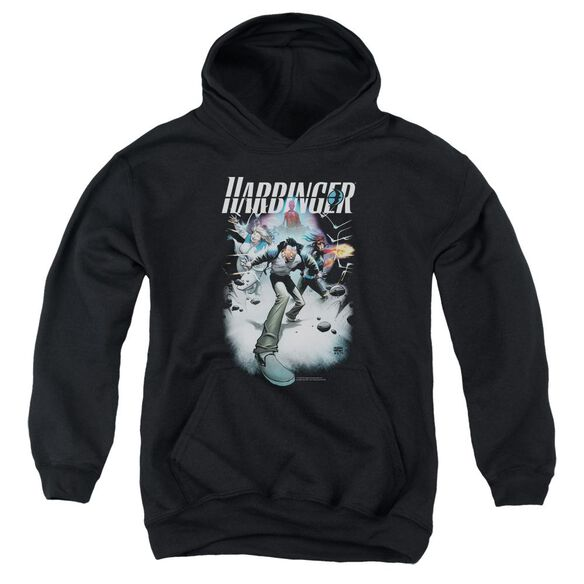 Harbinger 12 Youth Pull Over Hoodie