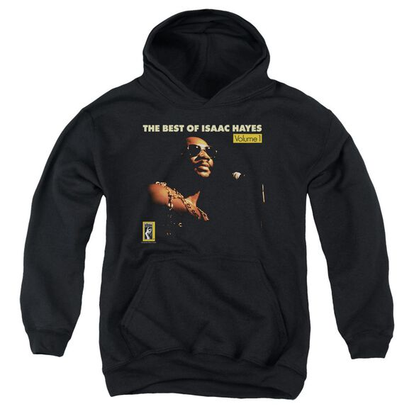 Isaac Hayes Chain Vest Youth Pull Over Hoodie