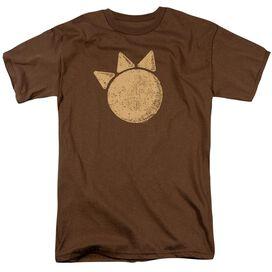 Bleach Kon Print Short Sleeve Adult T-Shirt