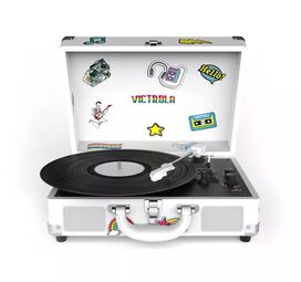 Victrola Canvas Record Player
