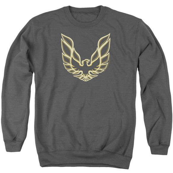 Pontiac Iconic Firebird Adult Crewneck Sweatshirt