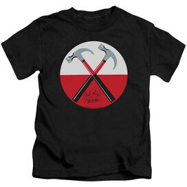 Roger Waters Hammers Short Sleeve Juvenile T-Shirt