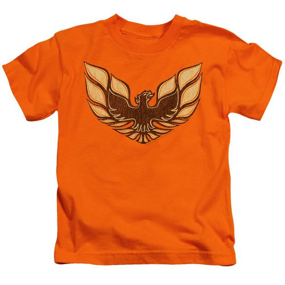 Pontiac Ross 1975 Bird Short Sleeve Juvenile T-Shirt