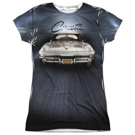 Chevrolet Bright Lights Short Sleeve Junior Poly Crew T-Shirt