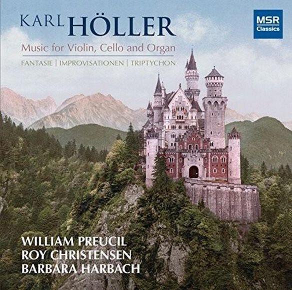 Karl Holler: Music For Violin