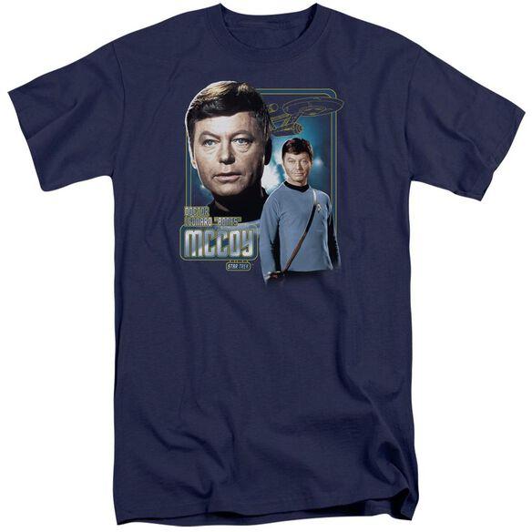 STAR TREK DOCTOR MCCOY-S/S T-Shirt