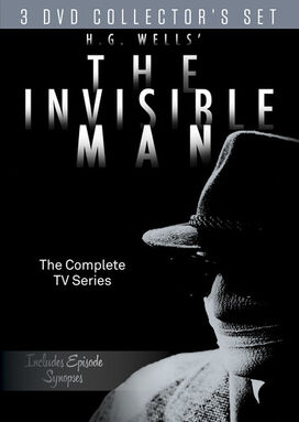 H.G. Wells' The Invisible Man: The Complete TV Series