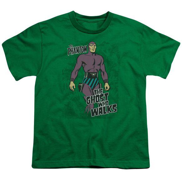 Hagar The Horrible Ghost Who Walks Short Sleeve Youth Kelly T-Shirt