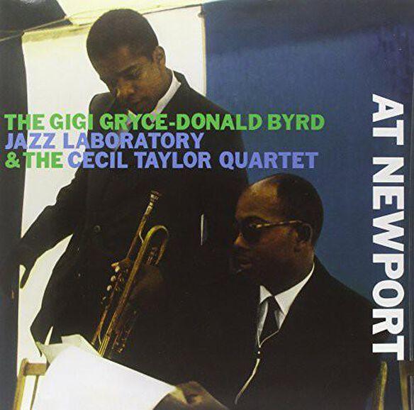 Jazz Laboratory At Newport (Shm) (Jpn)