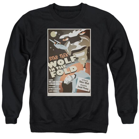 Star Trek Tos Episode 43 Adult Crewneck Sweatshirt