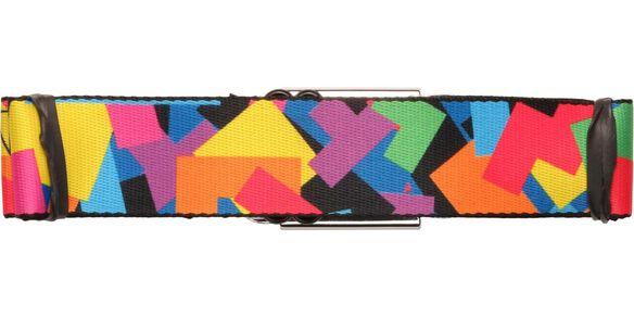 Tetris Big Block Jumble Seatbelt Belt