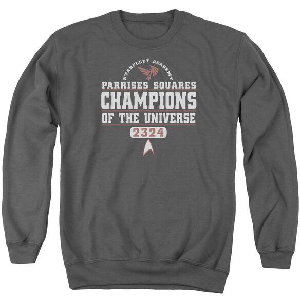 Star Trek Champions Adult Crewneck Sweatshirt