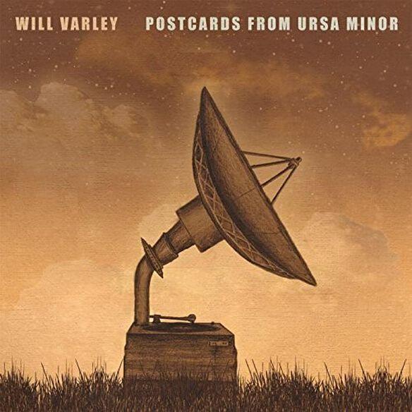 Will Varley - Postcards From Ursa Minor