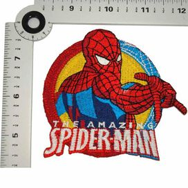 Spiderman Web Slinger Patch