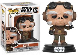 Funko Pop!: The Mandalorian - Kuiil