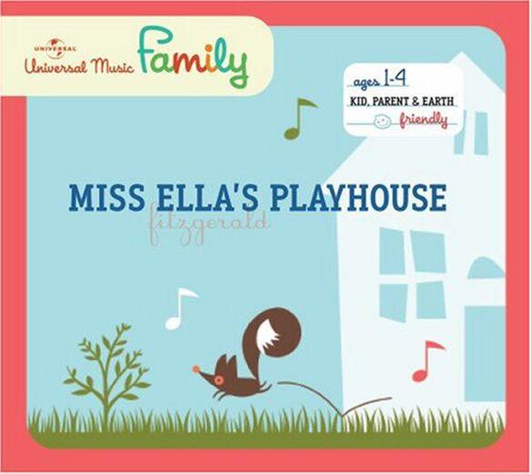 Ella Fitzgerald - Miss Ella's Playhouse