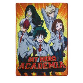 My Hero Academia Fleece Throw Blanket