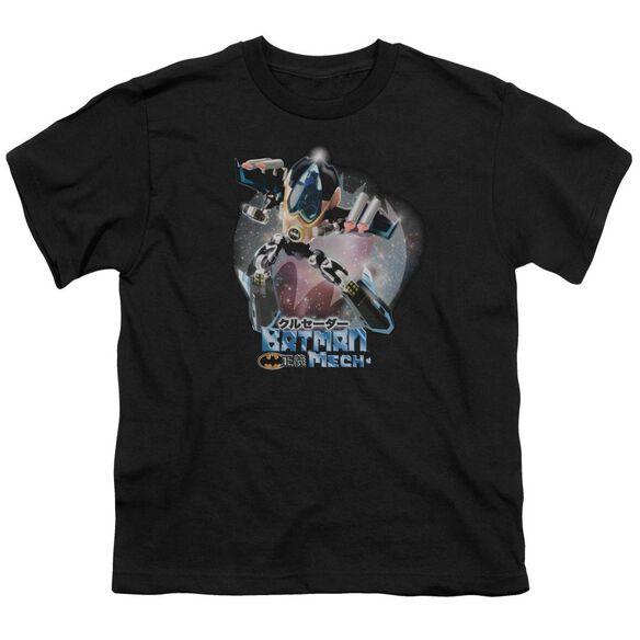 Batman Batman Mech Short Sleeve Youth T-Shirt