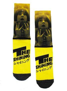The Shining Kanji Socks [1 pair]