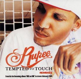 Rupee - Tempted to Touch Remixes