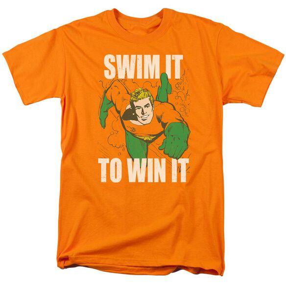 Dc Swim It Short Sleeve Adult T-Shirt