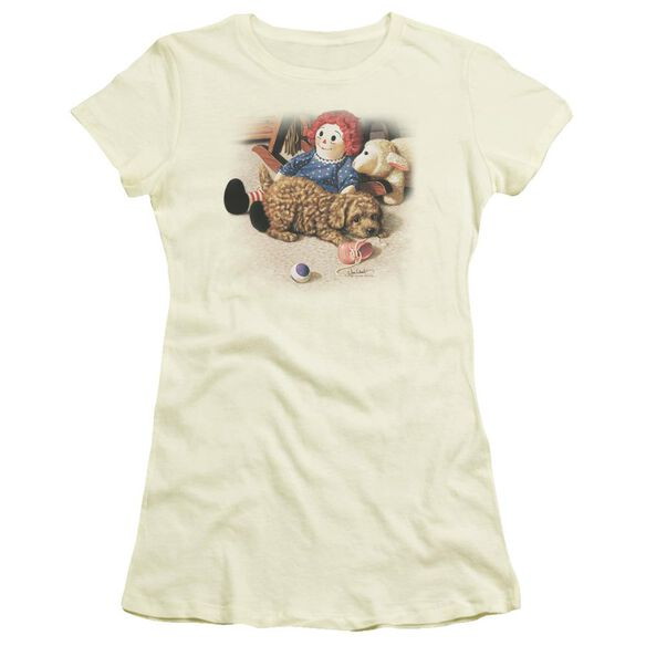 Wildlife Fun And Games Short Sleeve Junior Sheer T-Shirt
