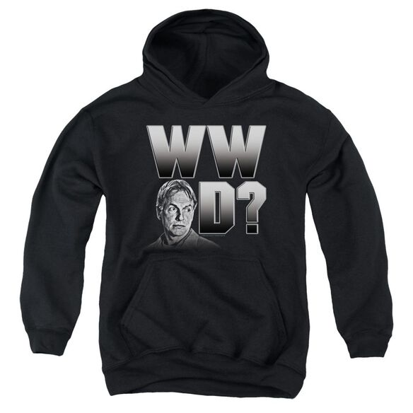 Ncis What Would Gibbs Do Youth Pull Over Hoodie